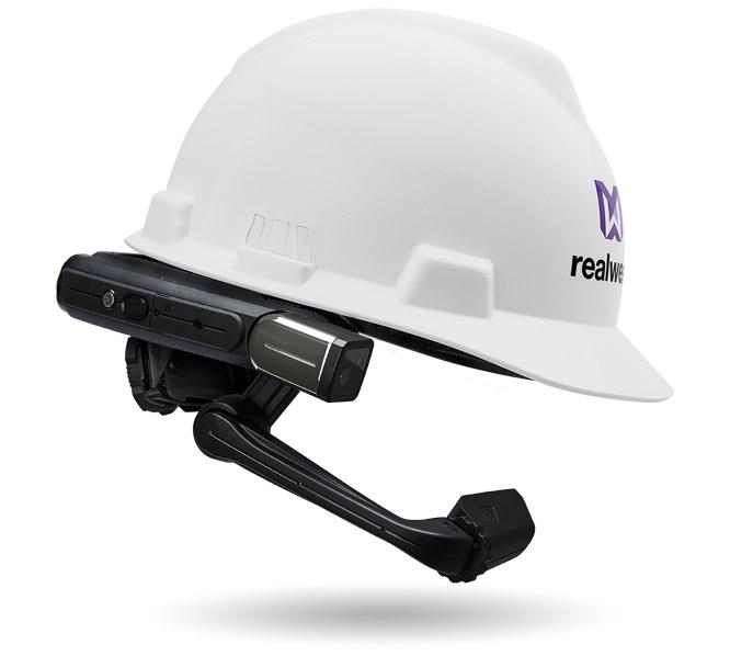 Realwear hmt-1-headset