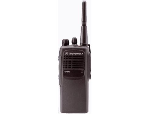 Motorola GP340 portofoon aanvullen of vervangen?